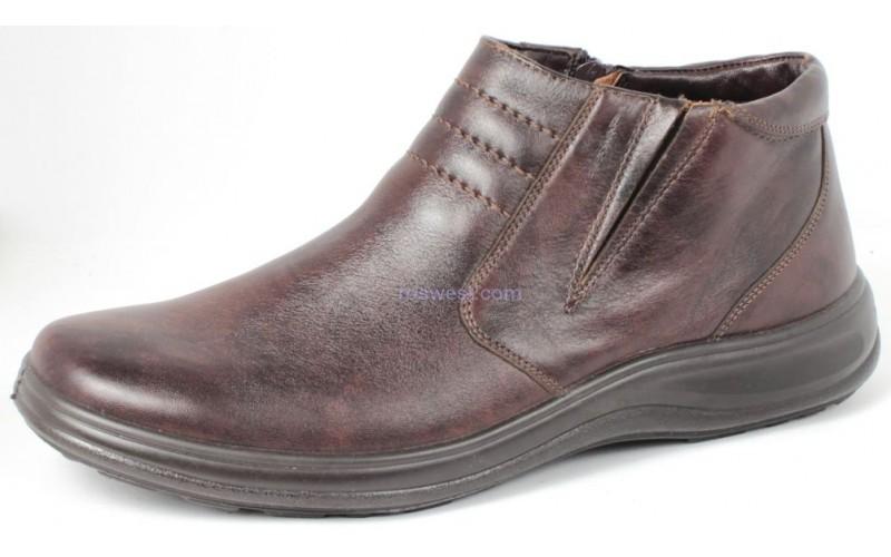 купить мужские ботинки из натуральной кожи 924-2