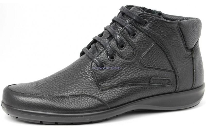 купить мужские ботинки из натуральной кожи 9701-2